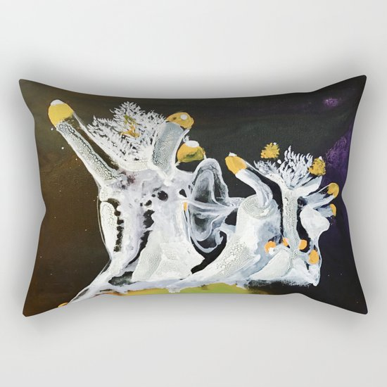 Sea Slugs Rectangular Pillow