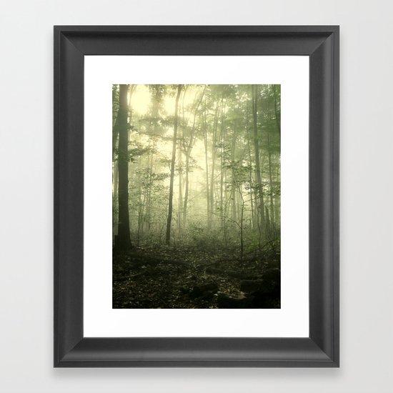 Otherworldly Framed Art Print