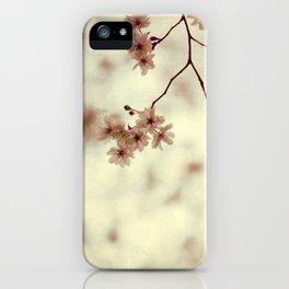 A Kiss Good-Bye iPhone Case