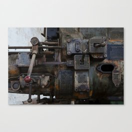 Switched  Canvas Print