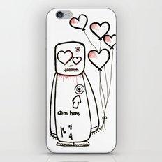 Aim Here iPhone & iPod Skin