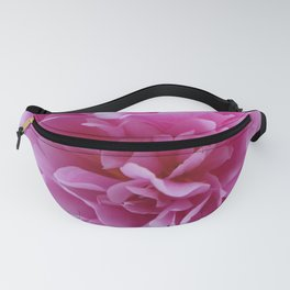 Peony with blooming prosperity Fanny Pack