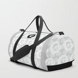 Black Sheep Pattern Duffle Bag