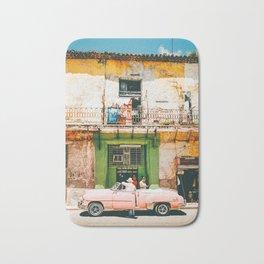 Summer in Cuba Bath Mat