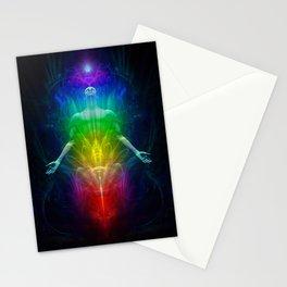 Awakening body Stationery Cards