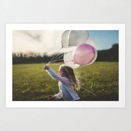 children are the keys of paradise. Art Print