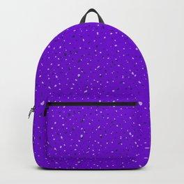 Speckles II: Purple Backpack