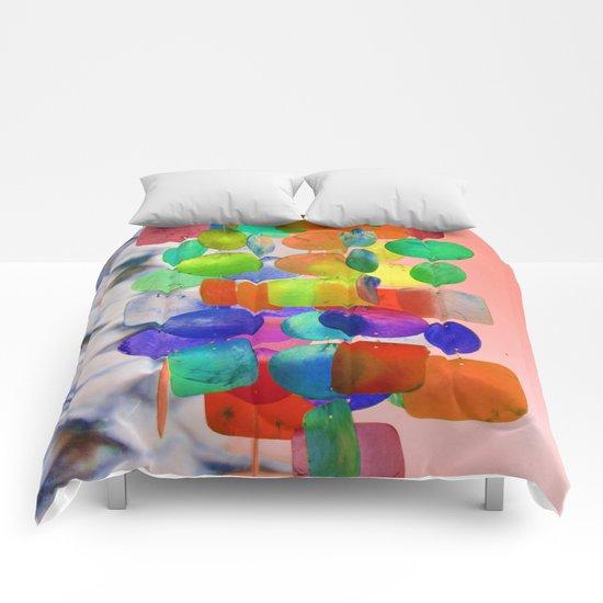 Wind Rattle Comforters