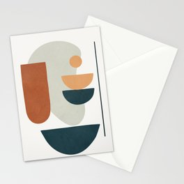 Minimal Shapes No.35 Stationery Cards