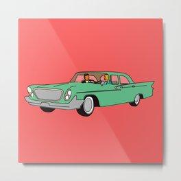 1961 Chrysler Newport Metal Print