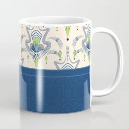 The combined pattern . Coffee Mug