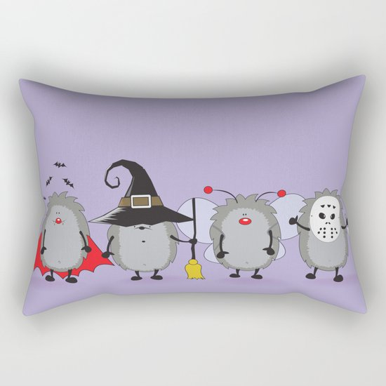 ready for Halloween Rectangular Pillow