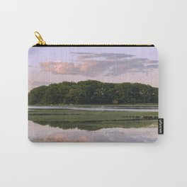 Annisquam river reflections Carry-All Pouch