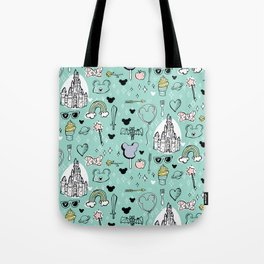 Magical Trinkets Tote Bag