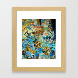 In My Life I Loved Them All Framed Art Print