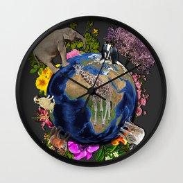 NATURE Wall Clock