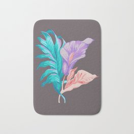 Vibrant Lily Bath Mat