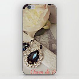 From Paris with Love iPhone Skin