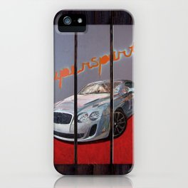 Supersports iPhone Case
