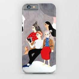 By my side iPhone Case