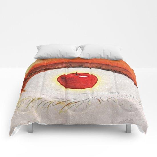 Apple of My Eye 000 Comforters