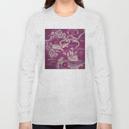 Pirate's Cove Long Sleeve T-shirt