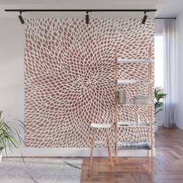 Floral Feat Wall Mural
