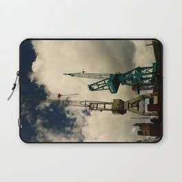 Harbor Crane Laptop Sleeve