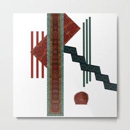 Modern Kurukulla Metal Print
