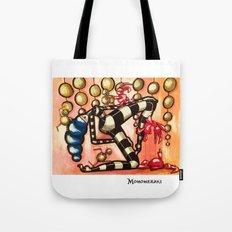 Bell Dancer Tote Bag