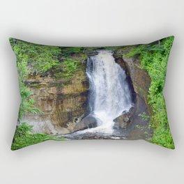 """""""Miners Falls"""" Rectangular Pillow"""
