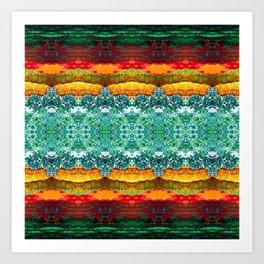 Zen large Art Print