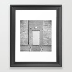 Heavens Door Framed Art Print