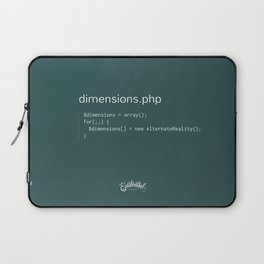 dimensions.php Laptop Sleeve