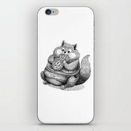 Fat Hamster iPhone Skin