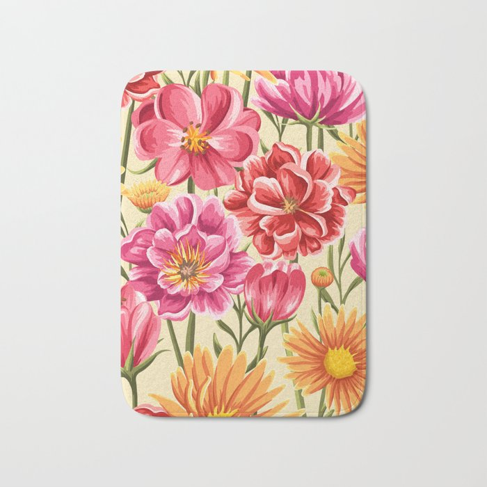 Flower Power vol.2 Bath Mat
