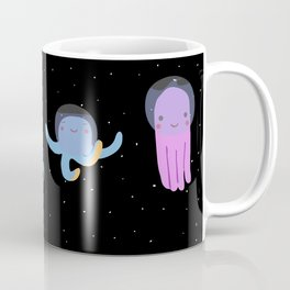 Space Octopuses! Coffee Mug