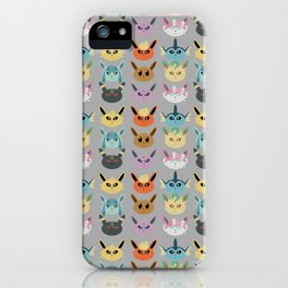 The Silly Beasts iPhone Case