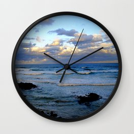 CoffsHarbour Wall Clock