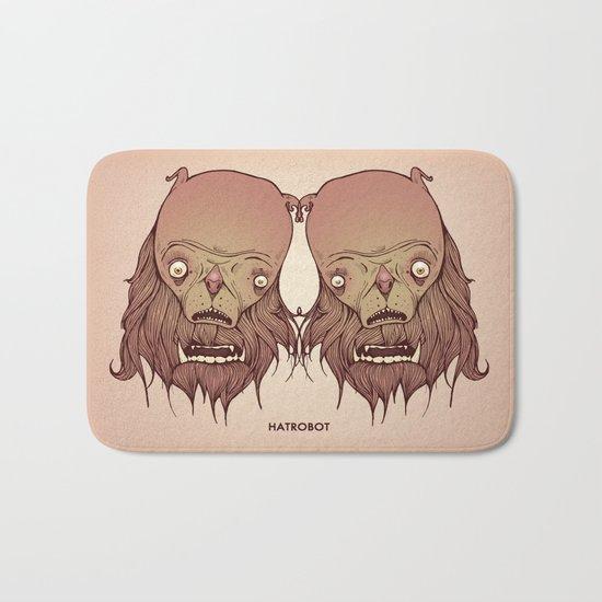 Ugly twins Bath Mat