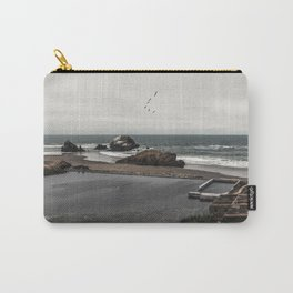 Sutro Baths Ruins Carry-All Pouch