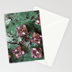Digging in the dirt Stationery Cards