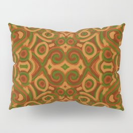 Bright tapestry Pillow Sham