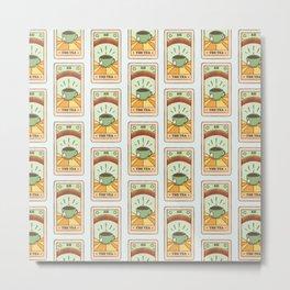 That's the TEA, sis tarot card Metal Print