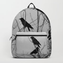 Murder Of Crows - Four Backpack