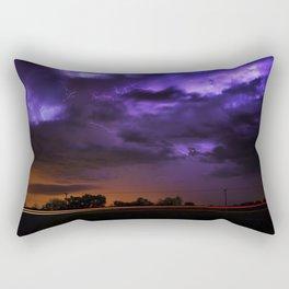 AWKWARD PAUSE Rectangular Pillow
