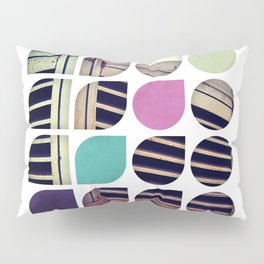 Cold Comfort Collage — Bunker Pillow Sham