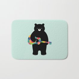 Happy Song Bath Mat