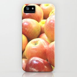 Shiny Apples Photography iPhone Case