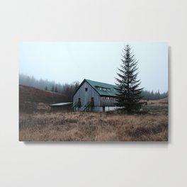 Bunkhouse Metal Print